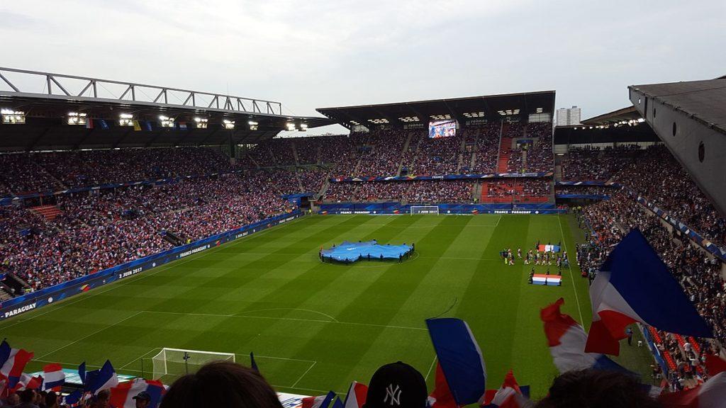Stade Roazhon Park de Rennes